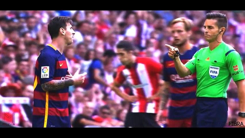 Lionel Messi ● Hard Way ●  2015 16   HD #ÁnimoLeo