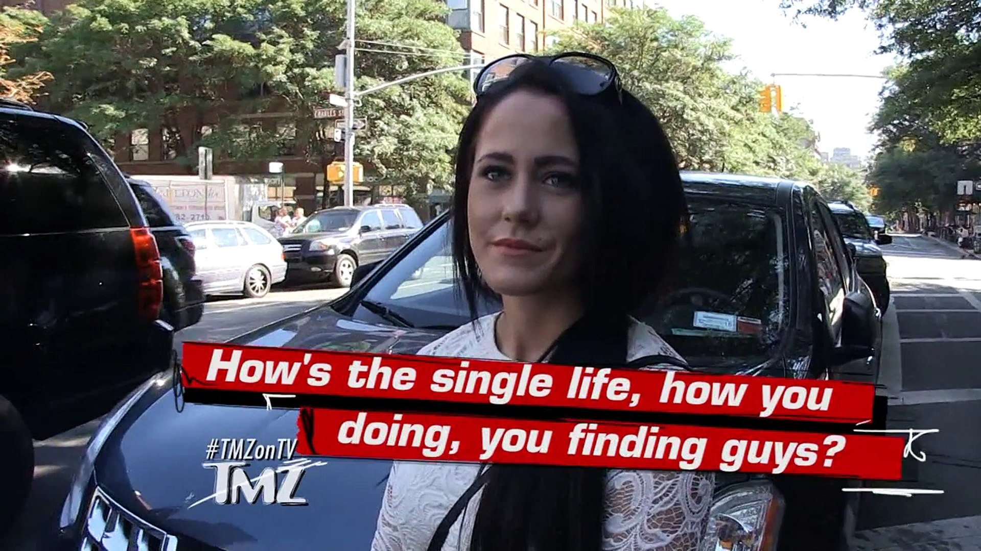 Jenelle Evans: Living The Single Life!