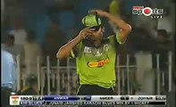 Anwar Ali Hit Six on Last Ball and Win The Match Islamabad Region v Karachi Region Blues at Rawalpindi, Sep 11, 2015