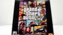 GTA V Collector's Edition Unboxing + Special Edition Unboxing!