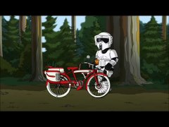 Family Guy¤Pee Wee Hermans Bike