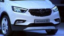 Adam Opel AG World Premiere Opel Mokka X - Opel at Geneva Motor Show 2016
