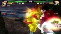 Super Saiyan 4 Broly vs Super Saiyan 4 Gogeta - Road to Dragon Ball Xenoverse (FINALE)
