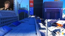 Jack Wins at Mirrors Edge | HAVE A LITTLE FAITH | Gameplay Commentary - PC Max Settings