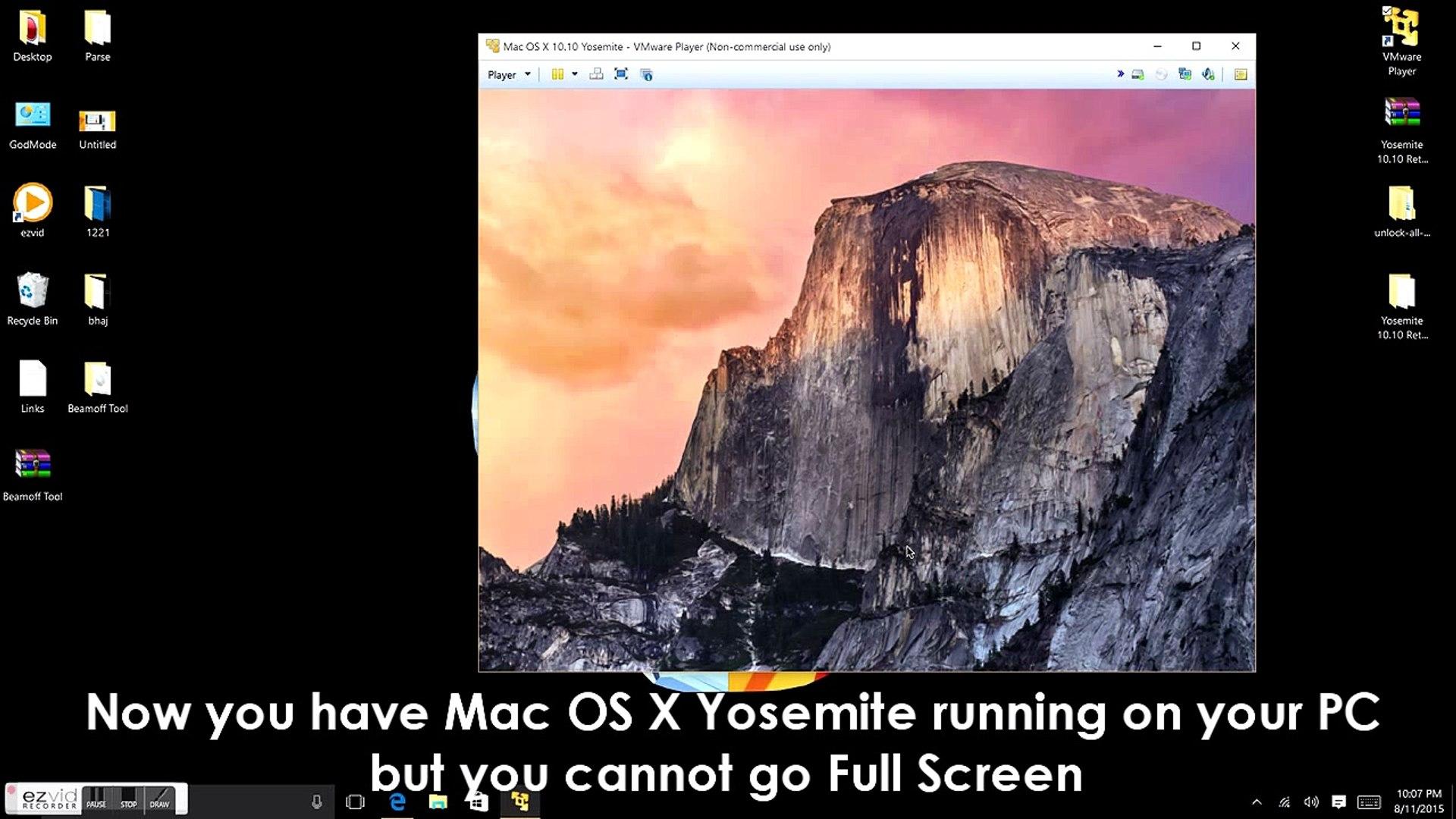 Mac os vmware image torrent