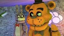 FNAF Animation Funny: Freddys New Weapon 2 (Five Nights at Freddys SFM)