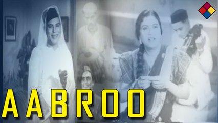 Hamari Zindagi Kya Hai ...Aabroo...1943 ...Singer...Sitara Devi.