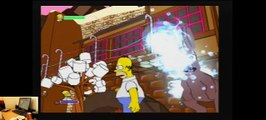 Lets Play The Simpsons Videogame For The Sony Playstation 2 Classic Retro Game Room
