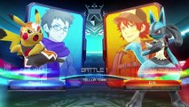Pokken Tournament Shows New Gameplay Footage WII U - Nintendo Direct 2016 (All HD)