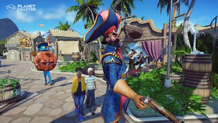 Q&A with Art Director John Laws - 2 March 2016 de Planet Coaster