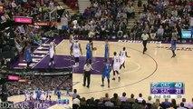 Kevin Durant Full Highlights 2016.02.29 at Kings - 27 Pts, 10 Rebs, 6 Assists!