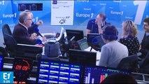 Fabrice Luchini chante dans la Matinale d'Europe 1