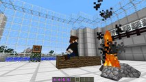 PAT And JEN PopularMMOs | Minecraft EVIL GAMINGWITHJEN BATTLE AGAINST JEN! Custom Command