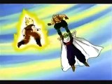 Goku,Gohan,Vegeta,Trunks,Piccolo VS Androids