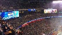 Super Bowl XLVIII Champion Seattle Seahawks  win @ Met Life 2014/02/02