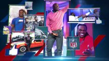 Antonio Brown demonstrates how to do his TD dance (Whats Up, Pro?)