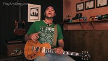 Welcome to the Jungle - How to Play Welcome to the Jungle by Guns N Roses on Guitar
