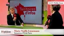 Marie-Noëlle Lienemann (PS) - Loi Travail : « Je donnerai mon soutien à la jeunesse dans la rue le 9 mars »