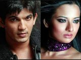 Arjun Bijlani & Neha Janpandit as a Let The Party... in Teri Meri Love Story on 2nd September 2012