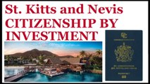 St Kitts and Nevis Citizenship by Investment | Second Passport