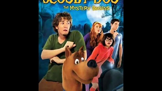 Scooby Doo The Mystery Begins - Whats New Scooby Doo?