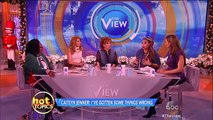 Caitlyn Jenner Admits Getting Some Things Wrong