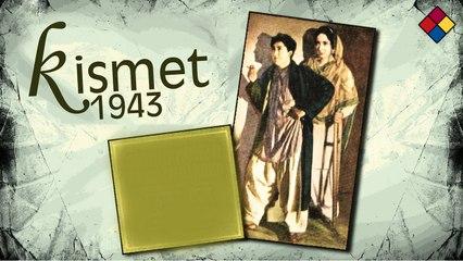 Dhire Dhire Aa Re Badal...Kismet ...1943...Singers...Ashok Kumar,Amirbai Karnataki.