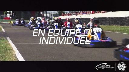 Vibrez au rythme de nos épreuves Open Kart !
