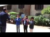 Bagad école Penhars/ Bro Foen- Menez Meur 2014