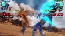 Dragon Ball Z Ultimate Tenkaichi | Story Mode Goku Vs Vegeta | 【HD】