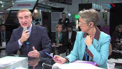 Fer de France COP21  Mornig Debate N°1  (ENG subtl FR)