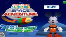 Mickey Mouse Clubhouse Games For Kids - Mickey Mouse Space Adventure