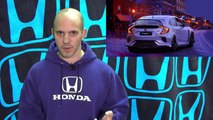 Honda News NEW HONDA CIVIC HATCH - SUPER BOWL 50 ADS & IM GOING TO CANADA