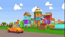Voiture de police et Tom la dépanneuse   Voitures et camions dessins animés pour les enfants  Dessins Animés Pour Enfants