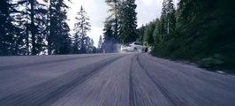 Drift extremo en los Alpes Austriacos