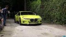 BMW 3.0 CSL Start Up Sound, Rev, Overview _ Driving 2016