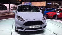 Ford Fiesta ST200 - Geneva motor show video blog