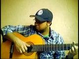 Flintstone Theme (Acoustic Guitar Instrumental) - Violão Base e Solo