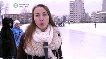 Более 60 человек соревнуются в Открытом первенстве и Чемпионате Вологды по конькобежному спорту