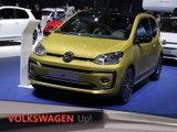 Volkswagen Up! en direct du Salon de Genève 2016