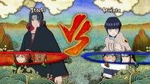 NARUTO SHIPPUDEN Ultimate Ninja STORM 3 Full Burst - Itachi VS Hinata