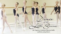 Dance of the Little Swans. The Vaganova  Academy of Russian Ballet auditions young dancers (Trailer) Premieres on 07/03