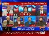 Ayesha Bakhsh taunts Saleem Safi & He become angry- interesting conversation