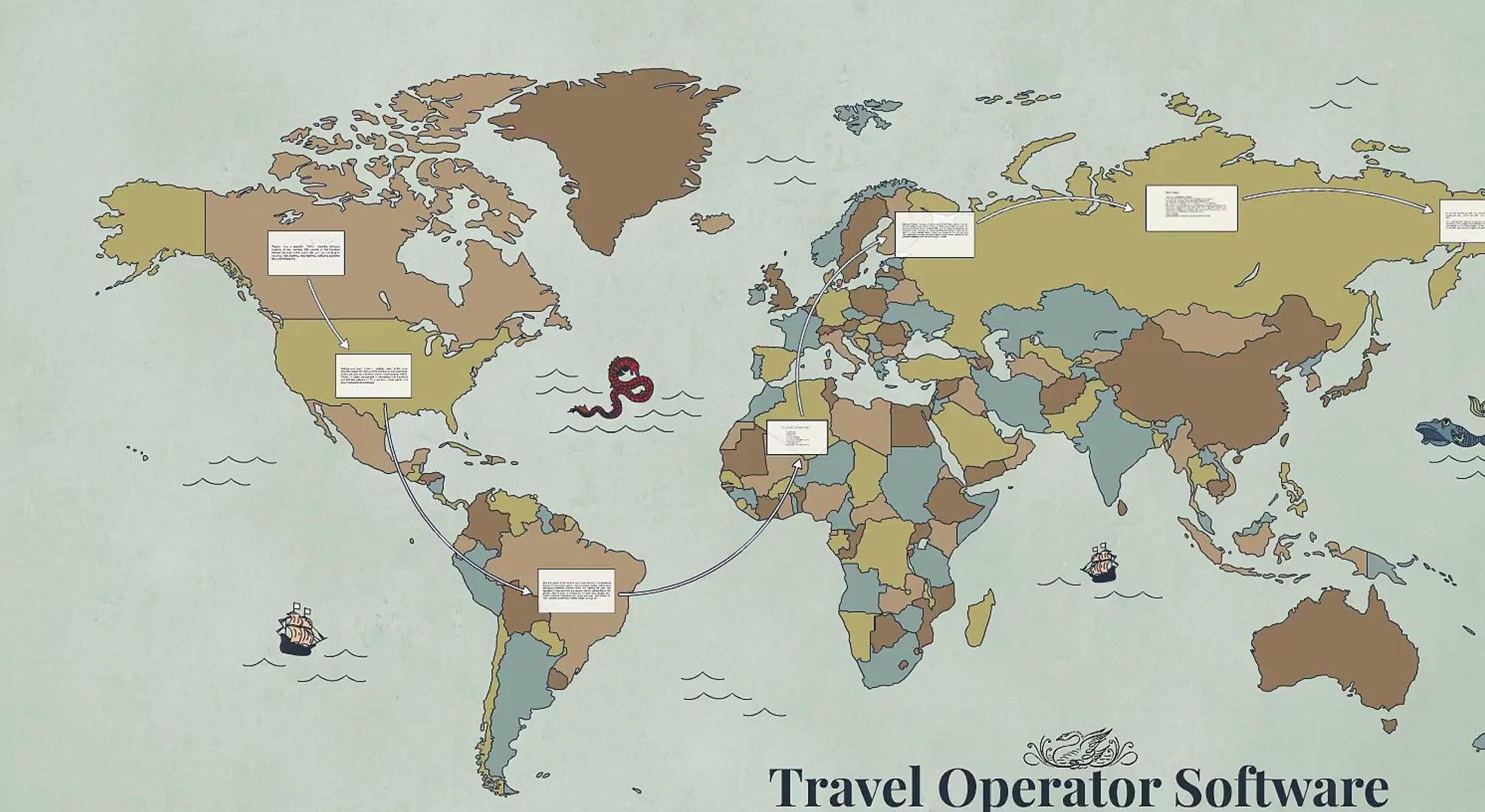 Travel Operator Software   Tour Operator Software