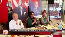 Atatürk Türkiye'sini Hep Birlikte Koruyacağız