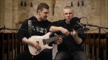 1 Guitare + 2 musiciens geniaux = reprise de Rap God d'Eminem énorme