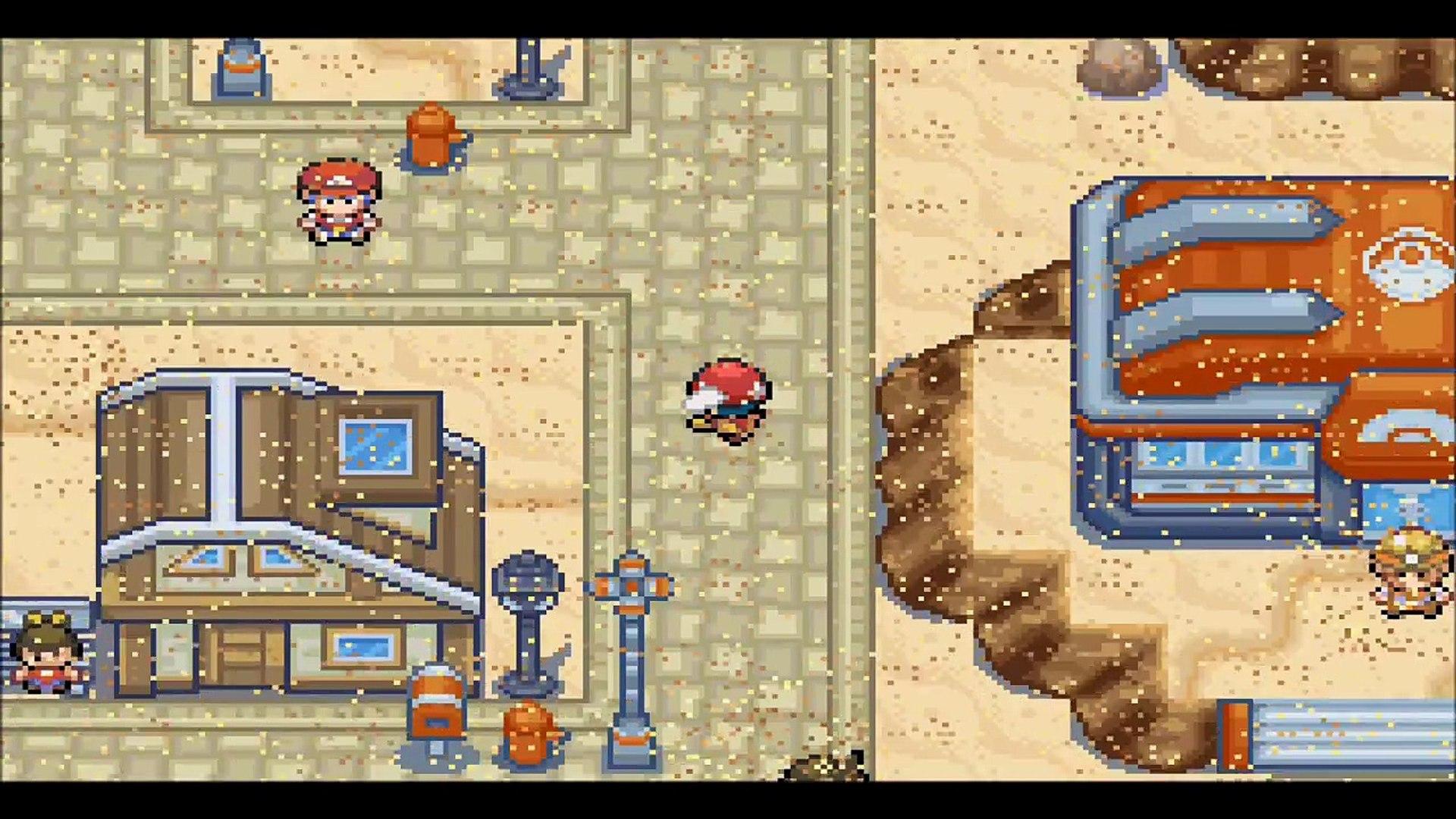 Pokemon inmortal rom gba
