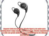 QY8 Sport Style Auriculares en la oreja los auriculares estéreo inalámbricos Bluetooth 4.1