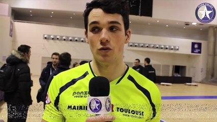 """Paris Volley-Toulouse (3-2): """"De belles choses pour les playoffs"""""""