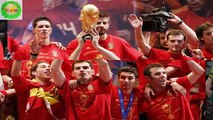Football World Cup Winners Top Most Team By Country (Germany 2014 football world cup champion )